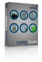 'VORG-Team-Organizer-Software' icon